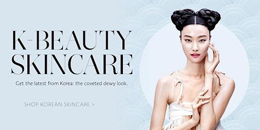 K-Beauty Pop-Up Shop - KOJA BEAUTY