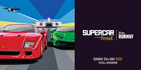 Supercar Fest the Runway tickets
