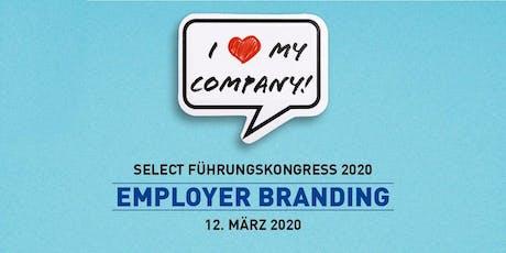 Führungskongress Employer Branding billets