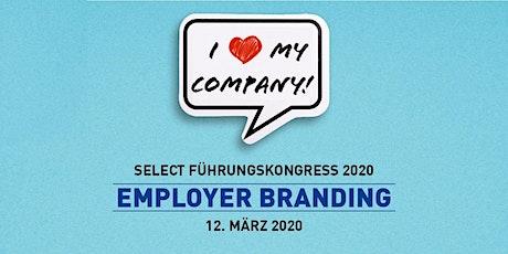 Führungskongress Employer Branding tickets