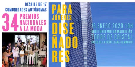 Premios Nacionales a la Moda 34 Edición entradas