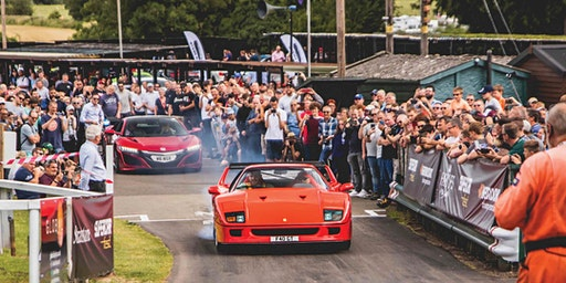 Supercar Fest the Hill