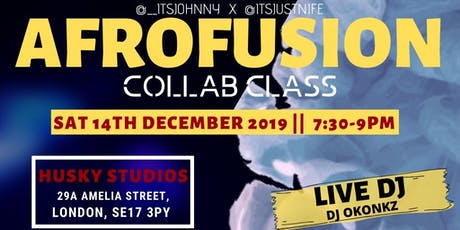 Nifé x Johnny's Afro Fusion Class tickets
