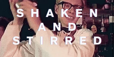 Shaken and Stirred : project cbd dinner entradas