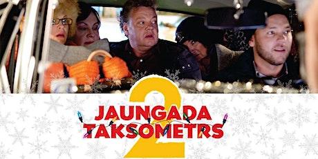 """Filmas """"Jaungada taksometrs 2"""" pirmizrāde Galvejā tickets"""