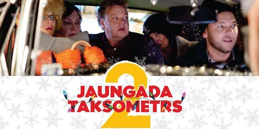 """Filmas """"Jaungada taksometrs 2"""" pirmizrāde Galvejā"""