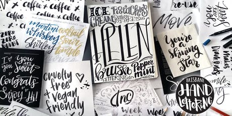 Brisbane Hand Lettering February Meet-up tickets