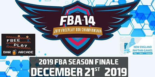 FBA-14: The 2019 Freeplay DDR Championship