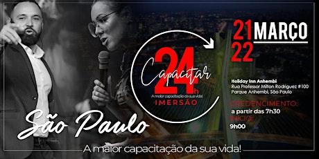 CAPACITAR 24H - A MELHOR IMERSÃO DA SUA VIDA ingressos