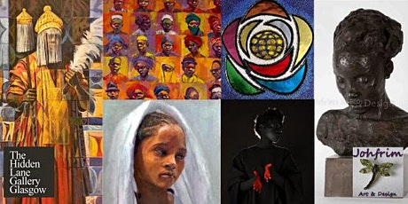 Expresssion - contemporary African Art exhibition tickets