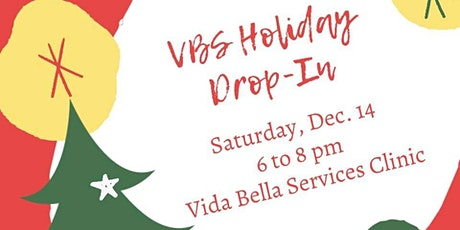 VBS Holiday Drop-In tickets