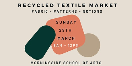 Recycled Textile Market tickets