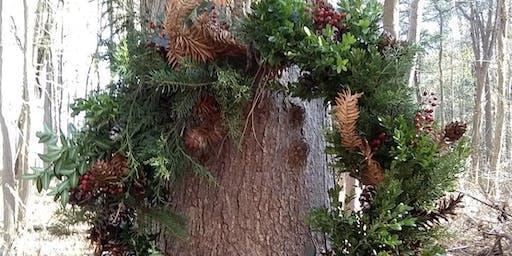 Holiday Wreaths & Wine Night with Chatham Flower Farm & Van Dessel Farm