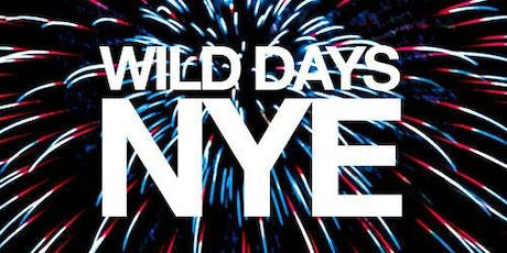 New Years Eve 2020 @ Wild Days Hosted by Pete Rock tickets