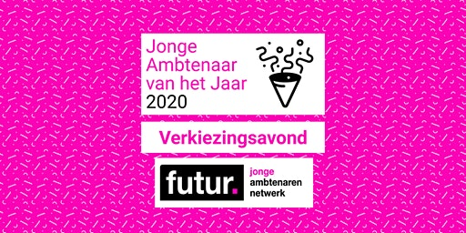 Jonge Ambtenaar van het Jaar 2020 - Verkiezingsavond