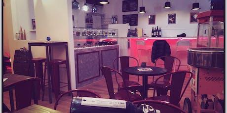 MAGOLOSA Wine Bar OPENING biglietti