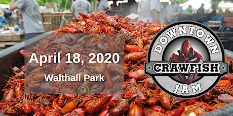 Downtown Crawfish Jam 2020 tickets