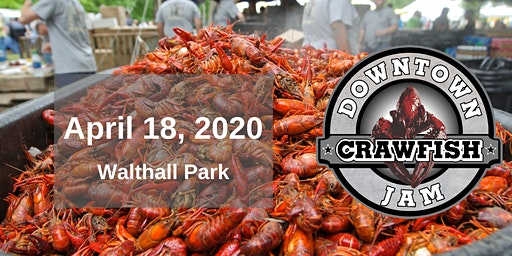 Downtown Crawfish Jam 2020