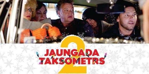 """Filmas """"Jaungada taksometrs 2"""" pirmizrāde Dublinā"""