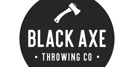 EUSSC Stress Buster - Axe Throwing (Club Members Only) tickets