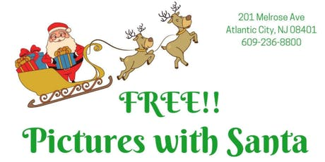 Free Pictures with Santa!!! tickets