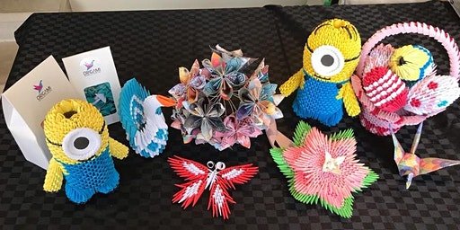3D Origami Workshop  - Fun School Holiday Activity For Kids & Parents