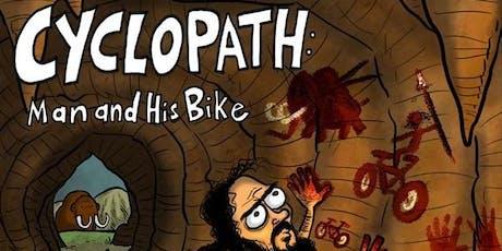Lambicus Comedy - Cyclopath: Man & his bike tickets