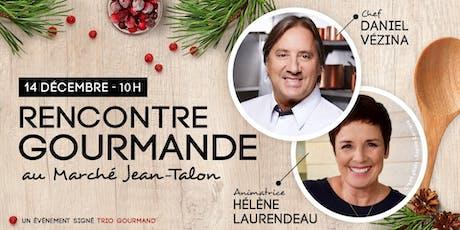 Rencontre Gourmande tickets