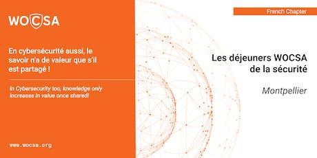 Déjeuner de la sécurité de Montpellier (décembre) billets