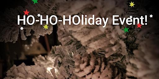 HO-HO-HOliday event