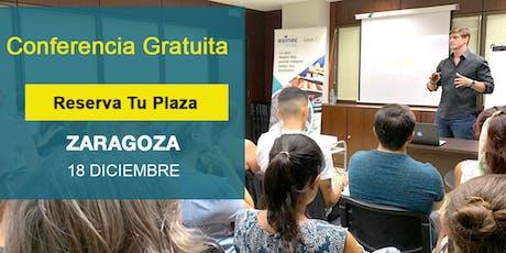 Conferencia GRATIS Zaragoza:Si supieras que no vas a fracasar,¿qué harías? entradas