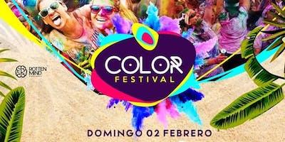 COLOR FESTIVAL 2020 - GUALEGUAYCHÚ