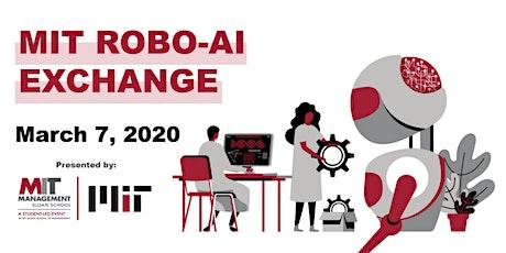 MIT Robo-AI Exchange 2020 tickets