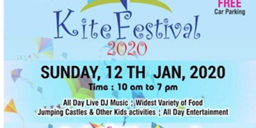 Kite Flying Festival @ Castlehill Showgrounds 12 Jan 2020