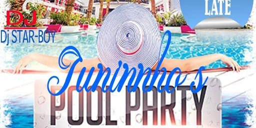 Juninnho's Pool Party!!!
