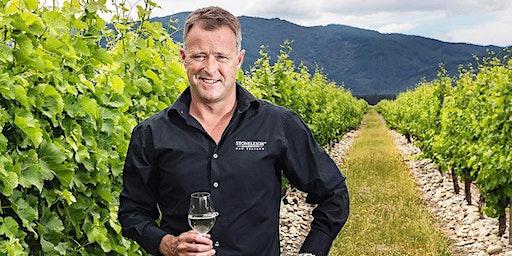 Stoneleigh Winemakers dinner - Jamie Marfell