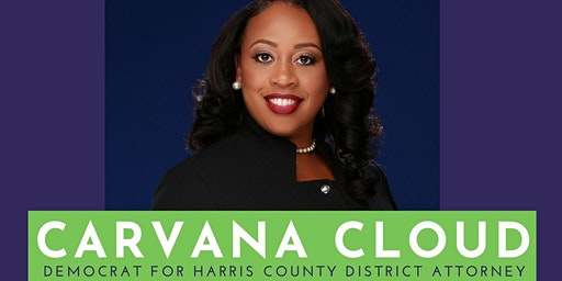 Cocktail Fundraiser: Carvana Cloud for District Attorney