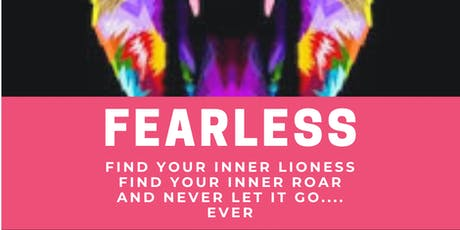 Unleash Your Inner Lioness tickets