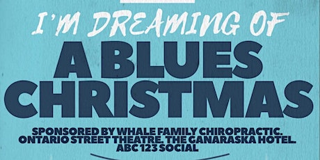 Blues Christmas tickets