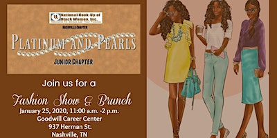 Platinum  and Pearls Fashion Show & Brunch