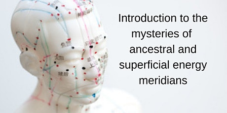 Introduction to the mysteries of Qi and meridian energies Privilege ticket tickets
