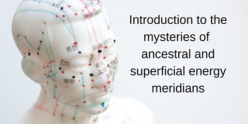 Introduction to the mysteries of Qi and meridian energies Privilege ticket