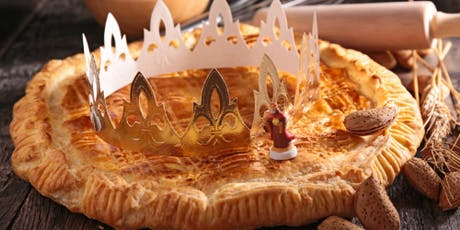 GALETTE DES ROIS - EPIPHANY CAKE tickets