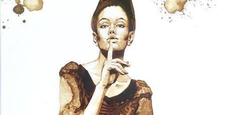 50 Shades of Espresso  The works of Ilona Zabolotna tickets