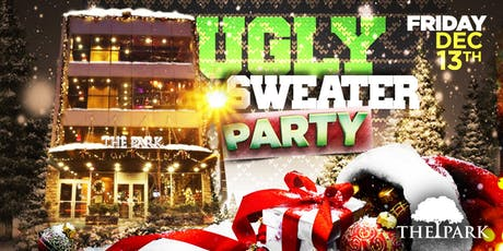 Ugly Sweater Party at Park tickets