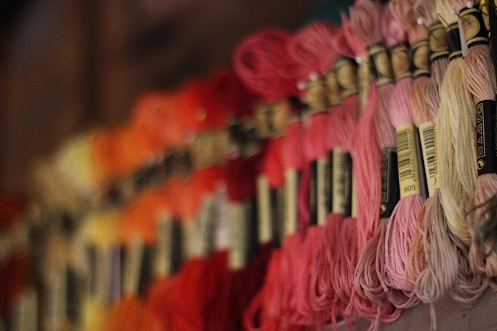 Image pour Atelier DIY : e-embroidery