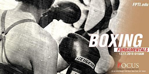 FPTI Boxing Fundamentals