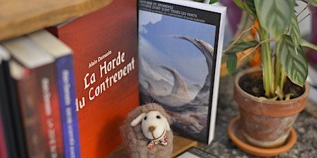Rencontre littéraire avec Antoine St Epondyle : L'étoffe dont sont tissés l billets