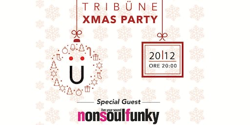 Christmas in TRIBUNE party 2019