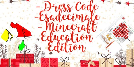 Christmas Countdown by CoderDojo Aversa biglietti